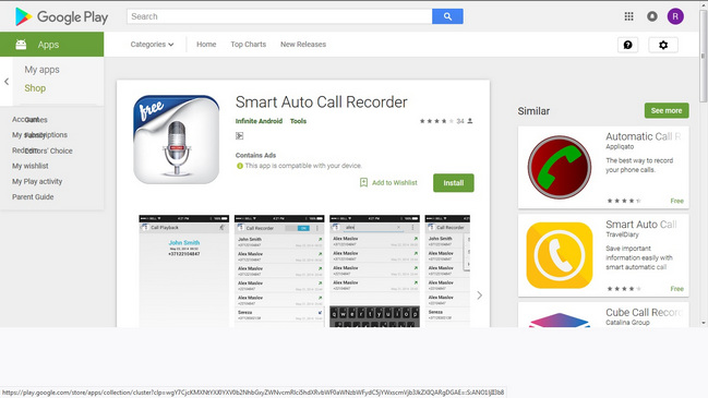 Android App to Record Phone Calls Secretly