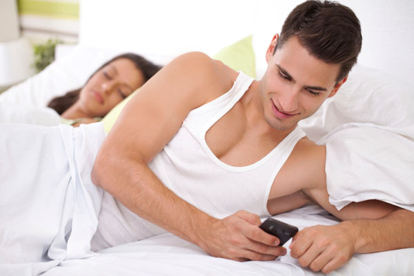 Catch your wife cheating on facebook