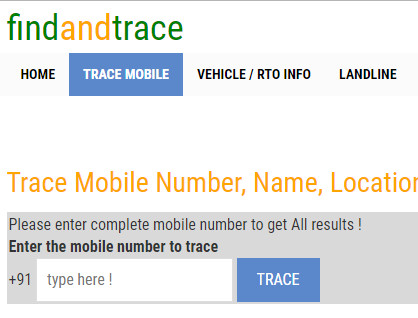 Free GPS Mobile Phone Tracking by Number