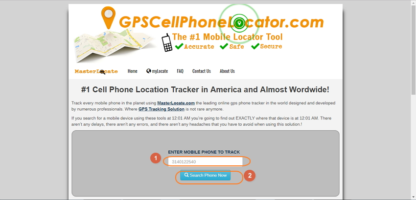 Know the Best Means to Track a Cell Phone Location Online