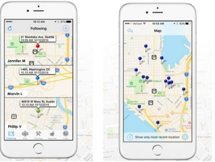 Top 5 Best Free iPhone Tracker for GPS Location Tracking