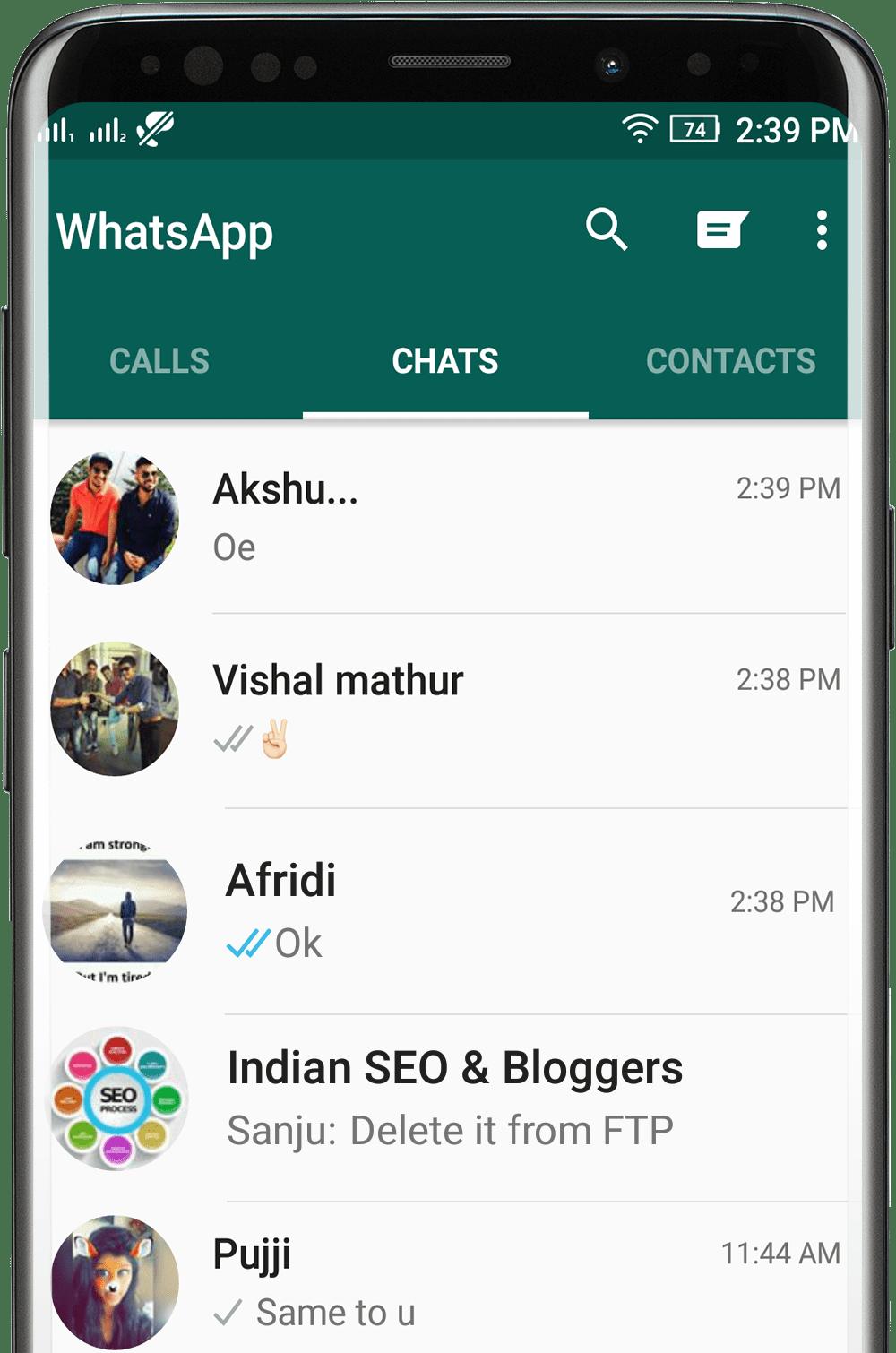 Liest jemand unbemerkt deine WhatsApp-Nachrichten?